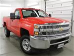 2019 Silverado 2500 Regular Cab 4x4,  Pickup #19C182T - photo 7