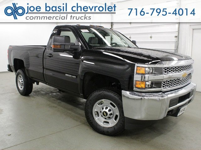 2019 Silverado 2500 Regular Cab 4x4,  Pickup #19C184T - photo 1