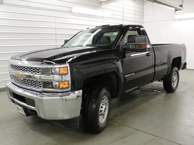 2019 Silverado 2500 Regular Cab 4x4,  Pickup #19C184T - photo 3