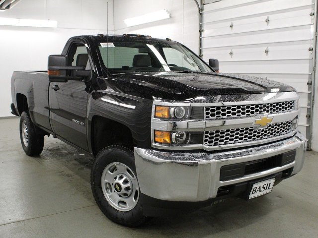 2019 Silverado 2500 Regular Cab 4x4,  Pickup #19C184T - photo 7