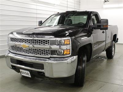 2019 Silverado 2500 Regular Cab 4x4,  Pickup #19C184T - photo 5