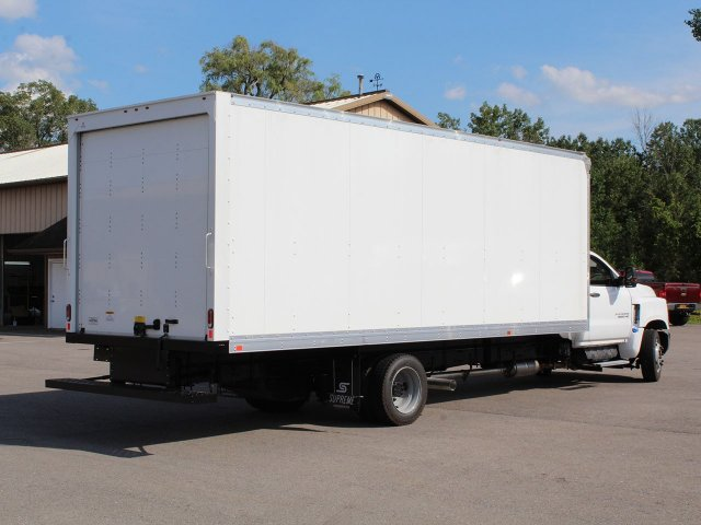 2019 Silverado Medium Duty Regular Cab DRW 4x2,  Supreme Dry Freight #19C186T - photo 1