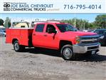 2017 Silverado 3500 Crew Cab DRW 4x4,  Service Body #19C191TU - photo 1