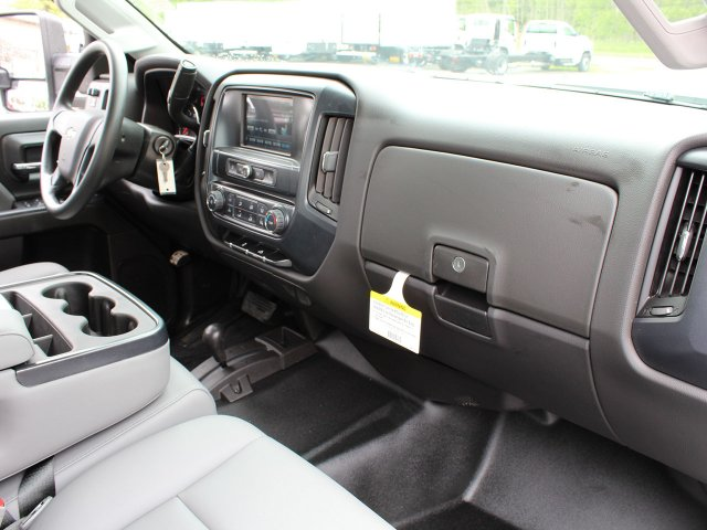 2019 Silverado 3500 Crew Cab DRW 4x4,  Reading Service Body #19C193T - photo 26