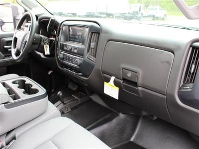 2019 Silverado 3500 Crew Cab DRW 4x4,  Reading Classic II Steel Service Body #19C193T - photo 26