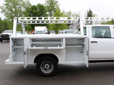 2019 Silverado 3500 Crew Cab DRW 4x4,  Reading Classic II Steel Service Body #19C193T - photo 27