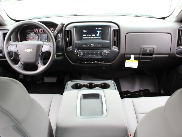 2019 Silverado 3500 Crew Cab DRW 4x4,  Reading Service Body #19C194T - photo 26