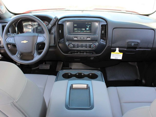 2019 Silverado 3500 Crew Cab DRW 4x4,  Reading Service Body #19C195T - photo 22