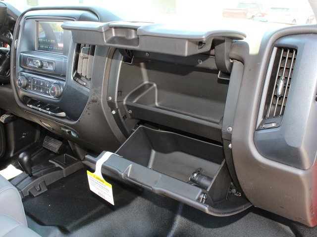 2019 Silverado 3500 Crew Cab DRW 4x4,  Reading Service Body #19C195T - photo 27