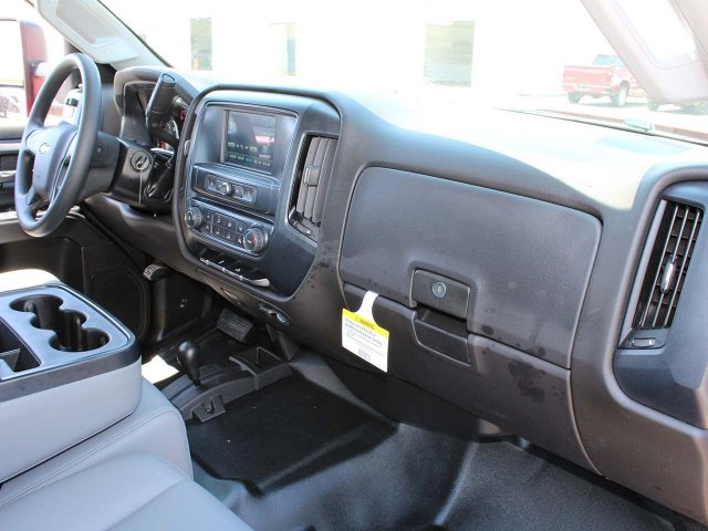 2019 Silverado 3500 Crew Cab DRW 4x4,  Reading Service Body #19C195T - photo 28