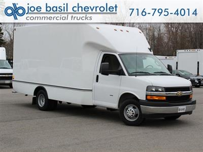 2019 Express 3500 4x2,  Unicell Aerocell Cutaway Van #19C198T - photo 1