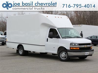 2019 Express 3500 4x2,  Unicell Aerocell Cutaway Van #19C199T - photo 1