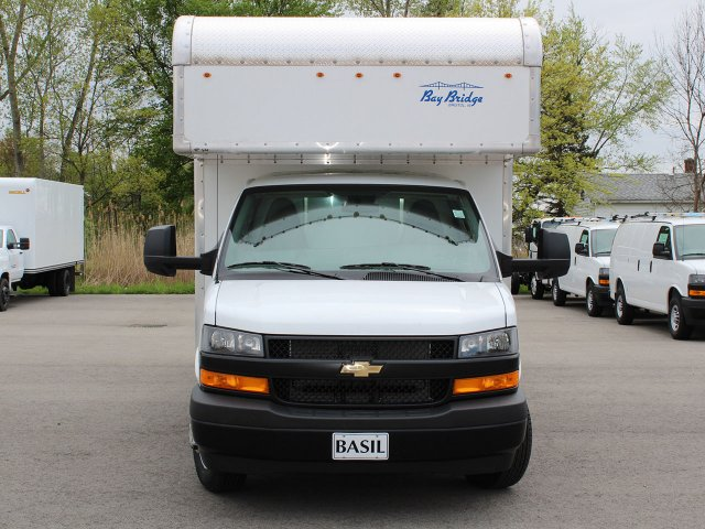2019 Express 3500 4x2,  Bay Bridge Sheet and Post Cutaway Van #19C201T - photo 6