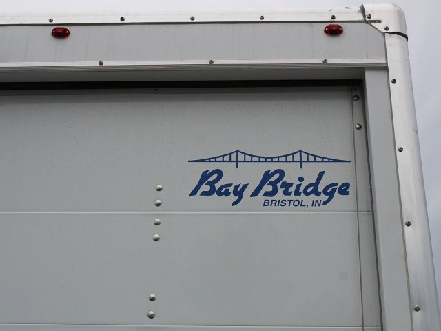 2019 Express 3500 4x2,  Bay Bridge Sheet and Post Cutaway Van #19C202T - photo 33