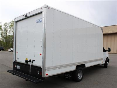 2019 Express 3500 4x2,  Bay Bridge Sheet and Post Cutaway Van #19C202T - photo 2