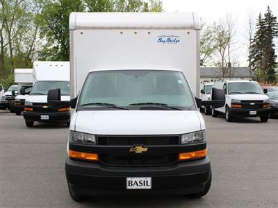 2019 Express 3500 4x2,  Bay Bridge Sheet and Post Cutaway Van #19C202T - photo 6
