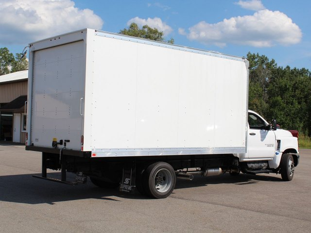 2019 Silverado Medium Duty DRW 4x2,  Dry Freight #19C205T - photo 1