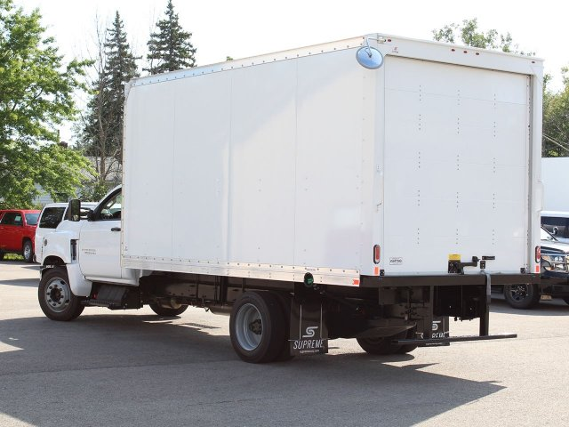 2019 Silverado Medium Duty DRW 4x2,  Cab Chassis #19C205T - photo 12