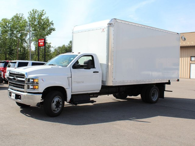 2019 Silverado Medium Duty DRW 4x2,  Cab Chassis #19C205T - photo 1