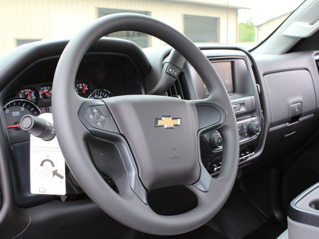 2019 Silverado Medium Duty Regular Cab 4x4,  Cab Chassis #19C206T - photo 13
