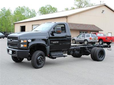 2019 Silverado Medium Duty 4x4,  Cab Chassis #19C206T - photo 3