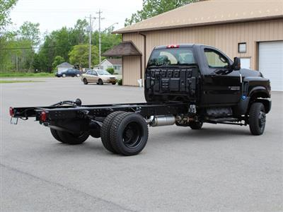 2019 Silverado Medium Duty 4x4,  Cab Chassis #19C206T - photo 2