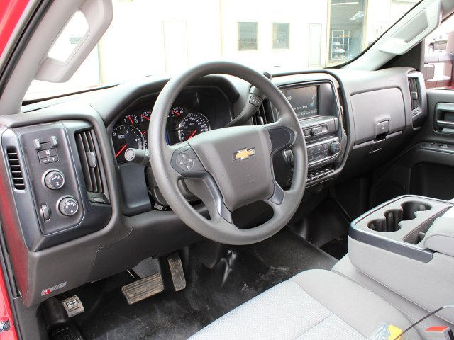 2019 Silverado Medium Duty Regular Cab 4x4,  Air-Flo Dump Body #19C208T - photo 24