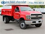 2019 Silverado Medium Duty Regular Cab 4x4,  Air-Flo Dump Body #19C208T - photo 1