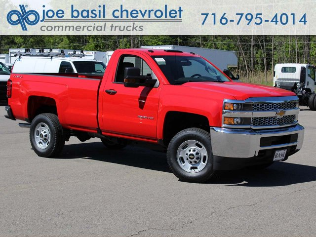 2019 Silverado 2500 Regular Cab 4x4,  Pickup #19C210T - photo 1