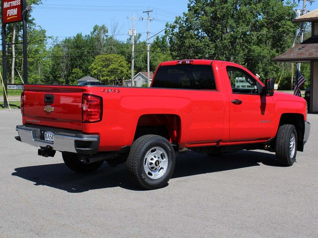 2019 Silverado 2500 Regular Cab 4x4,  Pickup #19C210T - photo 2