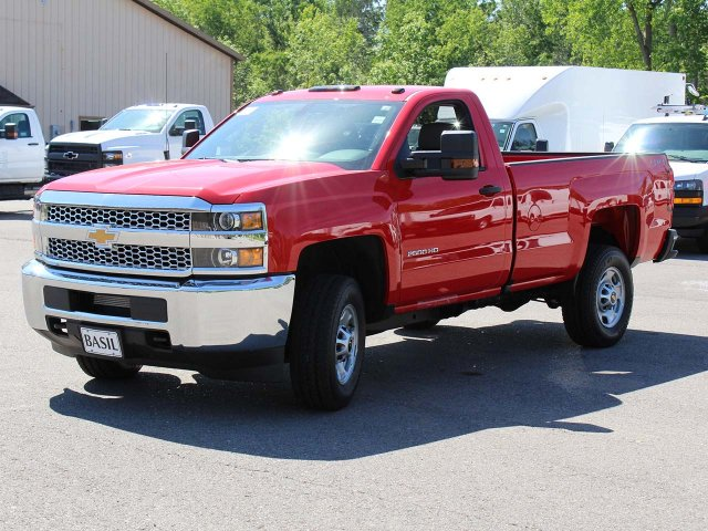 2019 Silverado 2500 Regular Cab 4x4,  Pickup #19C210T - photo 5