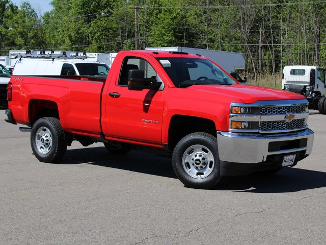 2019 Silverado 2500 Regular Cab 4x4,  Pickup #19C210T - photo 9