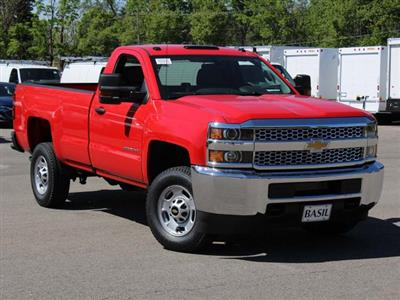 2019 Silverado 2500 Regular Cab 4x4,  Pickup #19C210T - photo 7
