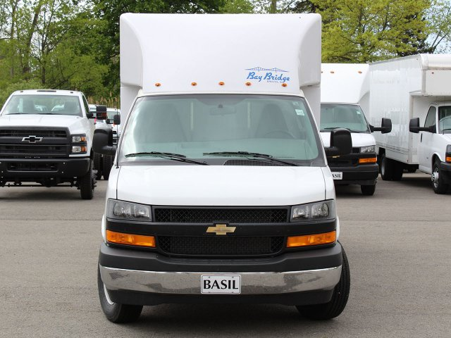 2019 Express 3500 4x2,  Bay Bridge FRP Cutaway Van #19C211T - photo 6