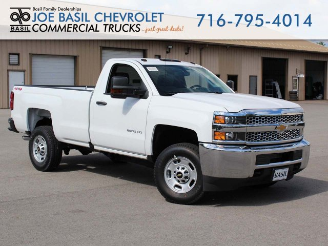 2019 Silverado 2500 Regular Cab 4x4,  Pickup #19C212T - photo 1