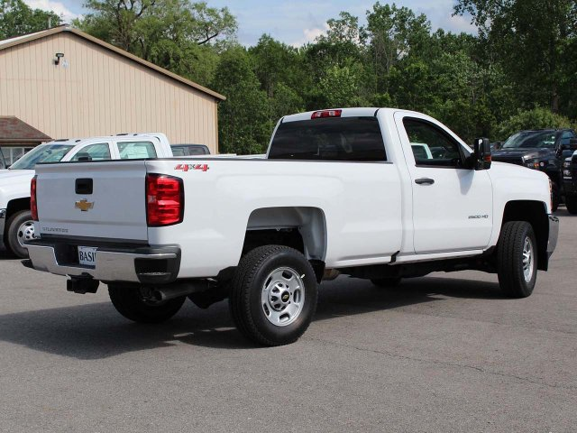 2019 Silverado 2500 Regular Cab 4x4,  Pickup #19C212T - photo 10