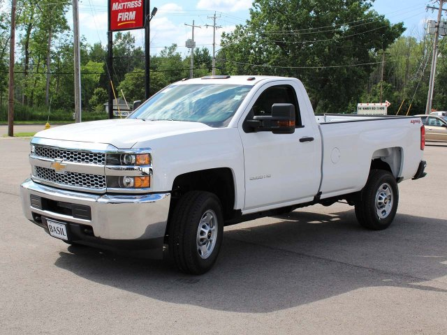 2019 Silverado 2500 Regular Cab 4x4,  Pickup #19C212T - photo 2