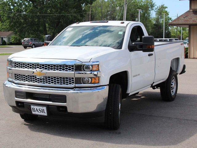 2019 Silverado 2500 Regular Cab 4x4,  Pickup #19C212T - photo 4