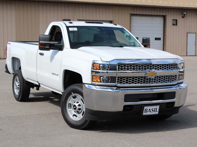 2019 Silverado 2500 Regular Cab 4x4,  Pickup #19C212T - photo 6