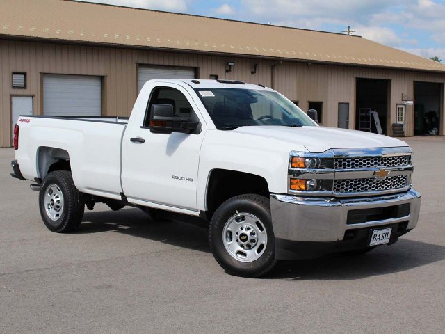 2019 Silverado 2500 Regular Cab 4x4,  Pickup #19C212T - photo 8