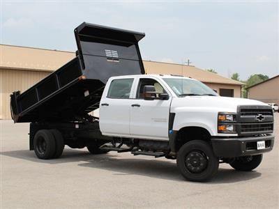 2019 Silverado Medium Duty DRW 4x4,  Cab Chassis #19C217T - photo 13