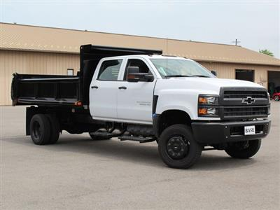2019 Silverado Medium Duty DRW 4x4,  Air-Flo Pro-Class Dump Body #19C217T - photo 27