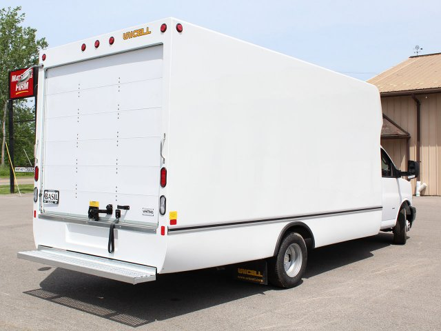 2019 Express 3500 4x2,  Unicell Aerocell Cutaway Van #19C219T - photo 2