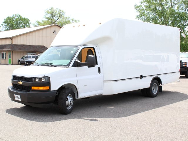 2019 Express 3500 4x2,  Unicell Aerocell Cutaway Van #19C219T - photo 5