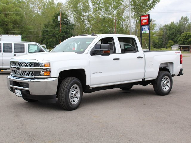 2019 Silverado 2500 Crew Cab 4x4,  Pickup #19C21T - photo 3