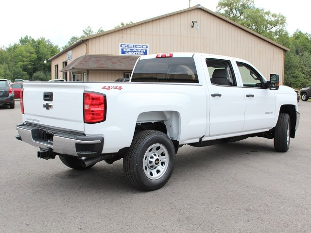 2019 Silverado 2500 Crew Cab 4x4,  Pickup #19C21T - photo 2