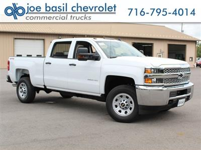 2019 Silverado 2500 Crew Cab 4x4,  Pickup #19C21T - photo 1