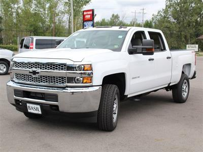 2019 Silverado 2500 Crew Cab 4x4,  Pickup #19C21T - photo 10