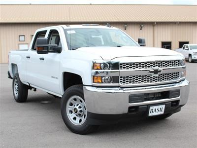 2019 Silverado 2500 Crew Cab 4x4,  Pickup #19C21T - photo 12