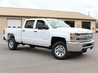 2019 Silverado 2500 Crew Cab 4x4,  Pickup #19C21T - photo 29